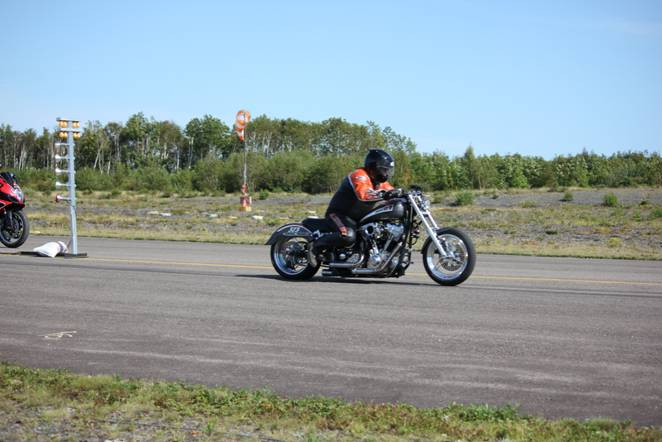 Digby Wharf Rat Rally Drag Races